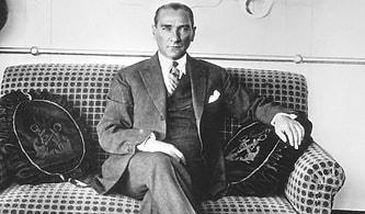 Atatürk'ün Kendi Hakkında Dürüstçe Dile Getirdiği 15 Samimi Açıklaması
