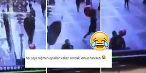 Sokak Ortasında Balona Röveşata Atarak Herkesi Kahkahaya Boğan Koca Yürekli Adam: Balon Reis