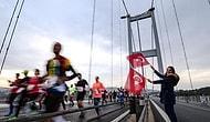 Çocukların Geleceği İçin Koşuldu: Öne Çıkan 19 Fotoğrafla 39. İstanbul Maratonu