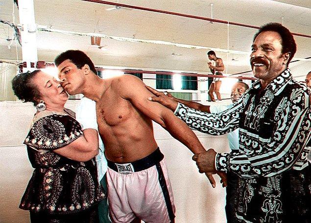 Muhammed Ali ve Ebeveynleri