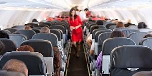Hiç Sevilmemiş Gibi... Öpüşen Çifte 'Kadını Nasıl Öpersin? Burası Uçak' Tacizi