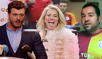 Hepsi Fanatik Galatasaray Taraftarı! Sarı-Kırmızı Renklere Gönül Veren 21 Ünlü