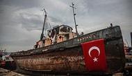 Müze Olacak: Atatürk 99 Yıl Önce Bu İstimbotta 'Geldikleri Gibi Giderler' Demişti