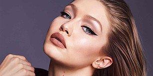 Kızlar Koşun! Gigi Hadid'in Güzellik Sırrı Bu Makyaj Ürünlerinde Saklı