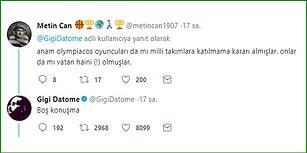 Fenerbahçe'nin Yıldız Basketbolcusu Datome ve Takipçisi Arasında Geçen Yanlış Anlaşılmalı Komik Diyalog