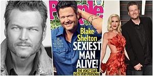 People Dergisi'nin Yaşayan En Seksi Erkek Ünvanının Bu Yılki Sahibi Belli Oldu: Blake Shelton! 😍