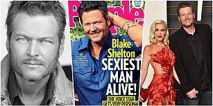 People Dergisi'nin Yaşayan En Seksi Erkek Unvanının Bu Yılki Sahibi Belli Oldu: Blake Shelton! 😍