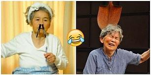 Geçti Bizden Demeyin! Japonya'nın 89 Yaşındaki Tontik Fotoğrafçısı ve Absürt Oto-Portreleri 😂