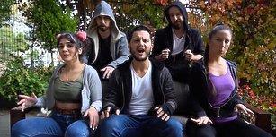 A Capella Boğaziçi'nden 2017'nin 3 Hit Şarkısına Muhteşem Mashup