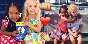 Ten Renkleri Yüzünden İkiz Olamayacaklarını Söyleyenlere Cevabı Yapıştıran 4 Yaşındaki İkili