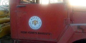 Meclis'in de Gündeminde: Rakka'da Bulunan Kamyonet Konya Büyükşehir Belediyesi'ne mi Ait?