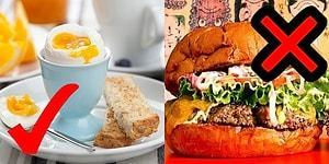 Gün İçerisinde Sağlıklı Beslenebilmeniz İçin Mutlaka Uymanız Gereken 15 Temel Davranış