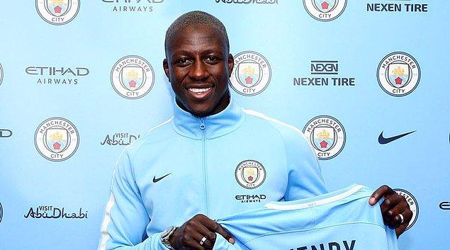 6. Benjamin Mendy: 57.5 Milyon Euro (Monaco➡ Manchester City)