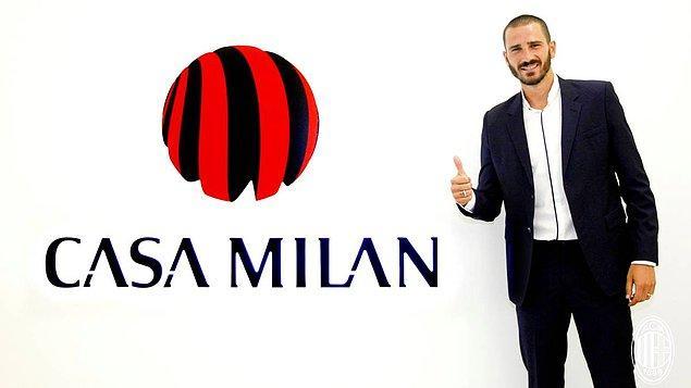 9. Leonardo Bonucci: 42 Milyon Euro (Juventus➡ Milan)