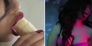 Klibinde Seksi Bir Şekilde Muz Yediği İçin Gözaltına Alınan Mısırlı Popçu Shyma