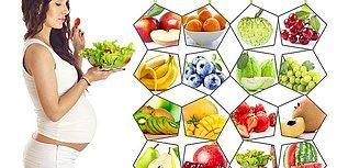 Hamileliğiniz Boyunca Tüketmeniz Gereken 13 Süper Meyve