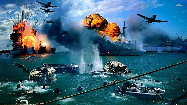 Bir rivayete göre meşhur Pearl Harbor saldırısının arkasında Go oyunu stratejilerinin yattığı söylenir.