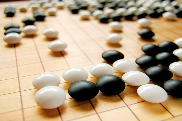 Türkiye'de Go oyununa ilgi gittikçe artıyor.