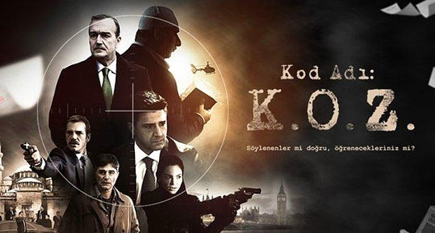 1. Kod Adi K.O.Z. (2015)  / IMDb Puanı: 1.4