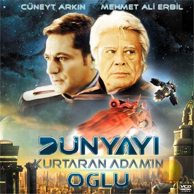 7. Dünyayı Kurtaran Adam'ın Oğlu (2006) / IMDb Puanı: 1.8