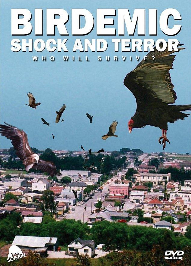 9. Birdemic: Shock and Terror (2010) / IMDb Puanı: 1.8