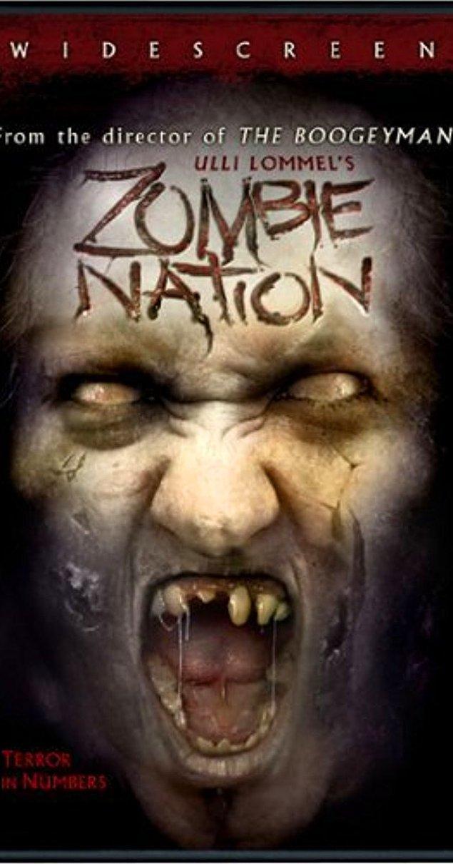 12. Zombie Nation (2004) / IMDb Puanı: 1.9