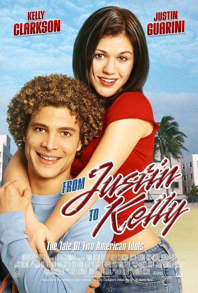 19. From Justin to Kelly (2003) / IMDb Puanı: 1.9