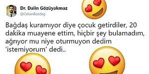 Paylaşımlarıyla Gözleri Kalp Yapan Aşırı Tatlış Çocuk Doktoru Özkan Bozdağ'dan 15 Tweet