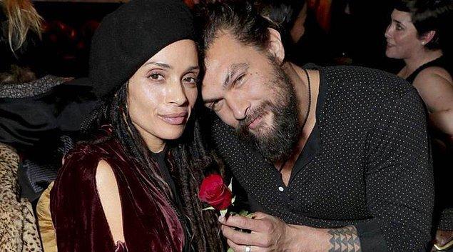 8. Lisa Bonet & Jason Momoa