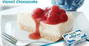 Mutluluk Garantili Tatlı: Vişneli Cheesecake Nasıl Yapılır?