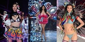 Bu Yıl Şanghay'da Gerçekleşen Victoria's Secret Defilesinde Yer Alan 7 Çinli Model Hakkında Mutlaka Bilmeniz Gerekenler