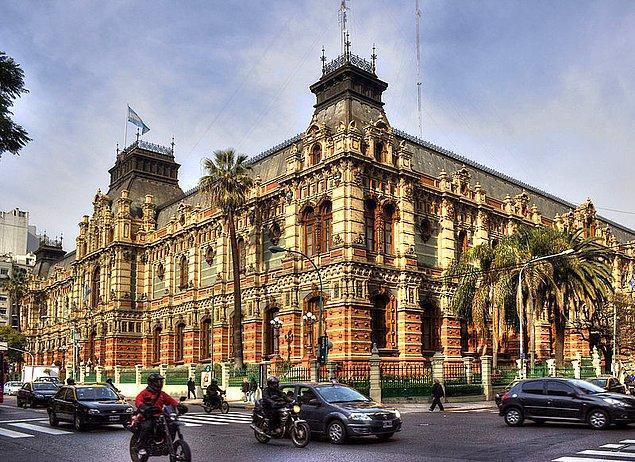 6. Avrupa'da pek çok şehirde göremeyeceğiniz kadar müze ve sanat galerisini Latin Amerika'nın kalbinde görebilirsiniz.