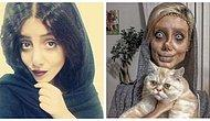 Angelina Jolie'ye Benzemek İçin Sayısız Ameliyat Geçiren İranlı Kadın: Sahar Tabar