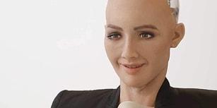 Ne Yapmak, Nereye Varmak İstiyor! Vatandaşlık Hakkı Alan İlk Robot Olan Sophia Aile Kuracağını Söyledi