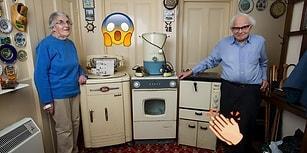 50 Yıldan Fazla Süredir İlk Günkü Gibi Çalışan Ev Eşyalarını Satmaya Karar Veren Çift