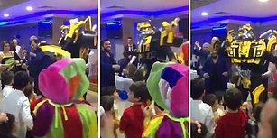 Ankara Havası Oynayan Darth Vader'dan Sonra Erik Dalı Oynayan Transformers