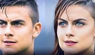 Futbolun Yıldızlarına Bakış Açınız Değişebilir: Ünlü Futbolcuların Kadına Dönüştüğü 33 Photoshop Çalışması