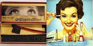 Dünyaca Ünlü Kozmetik Markalarının En Eski Reklam Afişlerini Görünce Bayılacaksınız😍