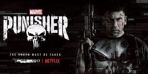 Dizisiyle Ortalığı Kasıp Kavuran The Punisher Karakteri Hakkında Hiç Bilmediğiniz, Sizi Çok Şaşırtacak 13 Bilgi