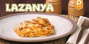 Her Katında Bol Bol Malzeme Olan Enfes Lazanya Nasıl Yapılır?