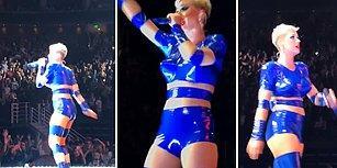 Katy Perry'den Utah Konserinde Hayranına Sürpriz Hediye