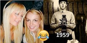 Selfieyi Britney Spears'la Birlikte İcat Ettiğini Söyleyen Paris Hilton'a, Cevaplar Hiç Gecikmeden Geldi! 😂
