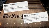New York Times'ın Türkçe 'Zarrab' Paylaşımı Tartışılıyor: 'Bu Davayla İlgili Herhangi Bir Siyasi Ajandamız Yok'