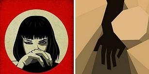 Hodri Meydan! Minimalist Film Posterleri Testinde Full Çekebilecek misin?