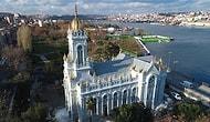 Dünyada Tek! Restorasyonu Tamamlandı, Balat'taki 'Demir Kilise' 7 Ocak'ta Açılıyor