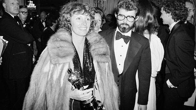 5. George Lucas'ın karısı Marcia Lucas, Star Wars'un ilk filminin senaryosu için önemli katkılarda bulunduğu gibi filmin kurgusunu da üstlendi.