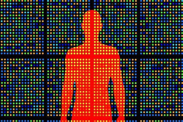 7. İnsan genomunun %8'i virüs DNA'sından oluşuyor. Yani atalarımızın bir kısmı virüslerden sağ çıkabildi ama onların aktardığı DNA'yı korudular.
