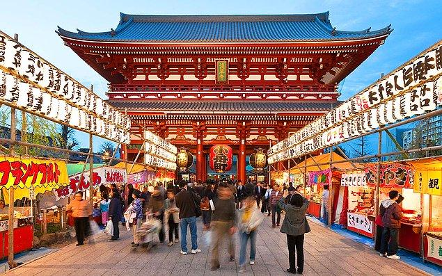 12. Japon halkının yalnızca %11'i ülkesi için savaşmaya razı.