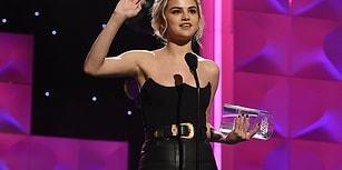 Selena Gomez, Billboard Women in Music Ödül Töreninde Gözyaşlarını Tutamadı