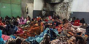 Sırtını Çevirme Dünya! Libya'da Afrikalı Mültecilerin Satıldığı İnsanlık Dışı Köle Pazarları
